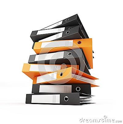 Free Binder Stock Images - 9501744