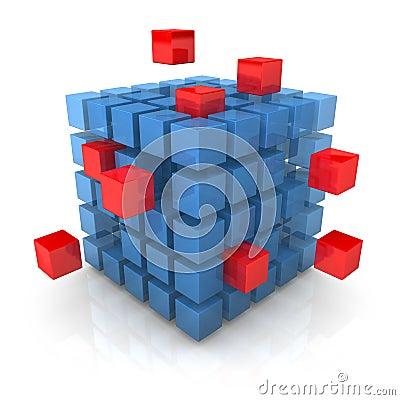 Bing Bang Cube