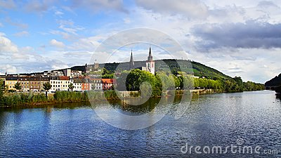 Bingen. Germany
