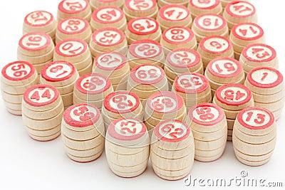 Bingo barrels