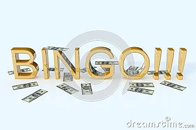 Bingo and dollars
