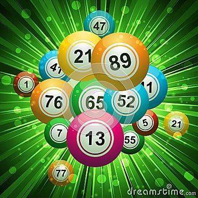 Bingo explosion