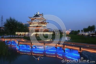 Binhe park