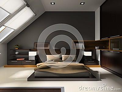 binnenland aan slaapkamers stock afbeeldingen  afbeelding, Meubels Ideeën