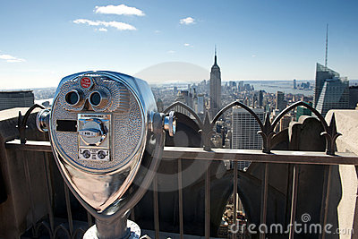Binocular in new york