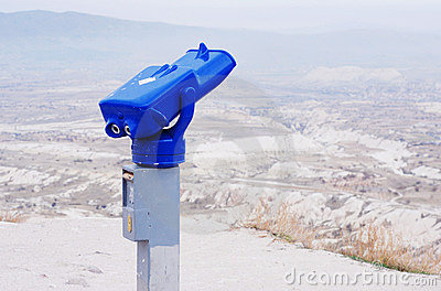 Binoculars for sightseeing