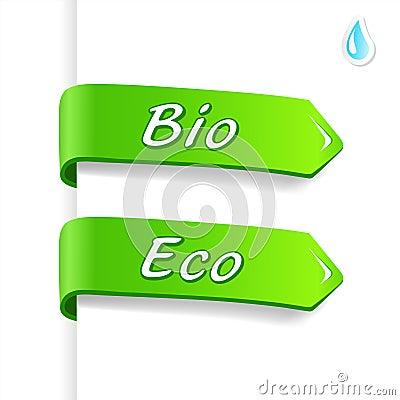 Bio and Eco tags.