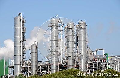 Bio ethanol plant 2