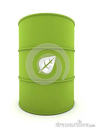 Bio-Fuel Drum