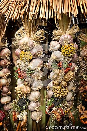 Bio garlic