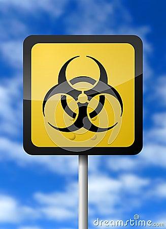 Bio-Hazard Sign