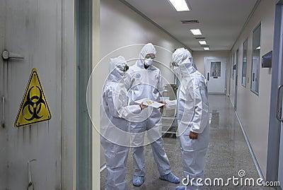 Bio Hazard Team