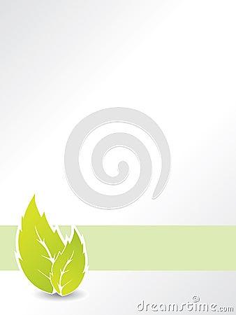 Bio leaf brochure