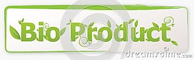 Bio Product tag