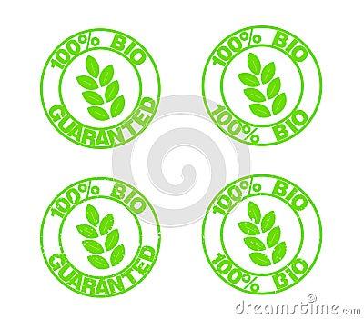 Bio stamps