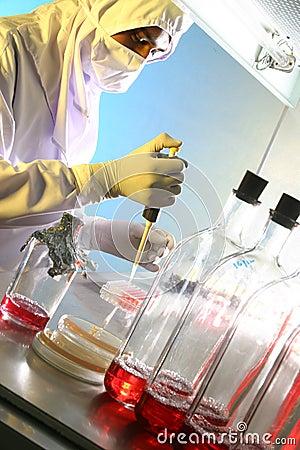 Bio tech lab