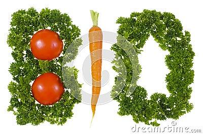 Bio vegetable