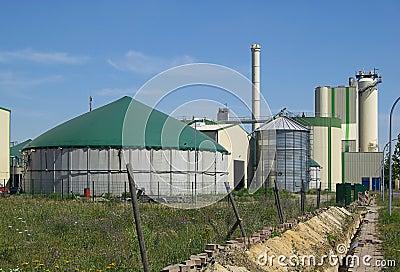 Biogas plant 19