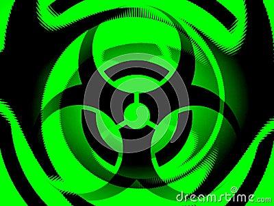 Biohazard illustration