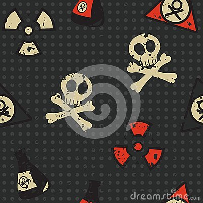 Biohazard seamless