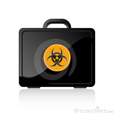 Biohazard Suitcase