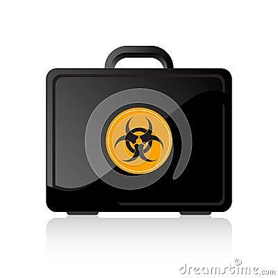 Biohazard Suitcase