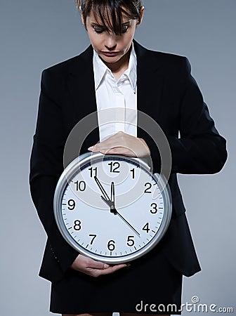 Biological clock concept