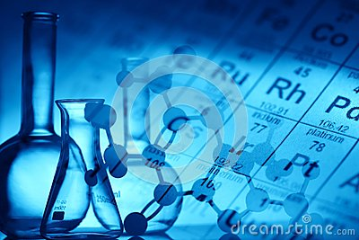 Biological And Science Background Stock Image Image