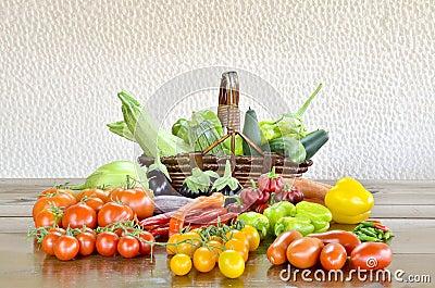Biological vegetables