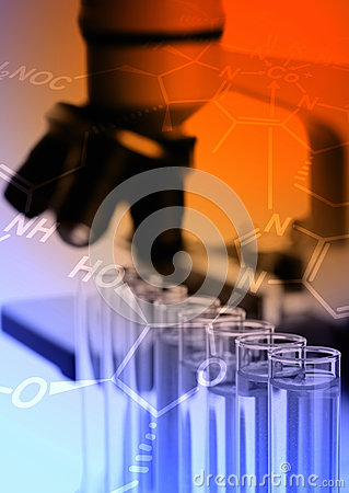 Free Biology Or Chemistry Research Royalty Free Stock Photo - 36466255