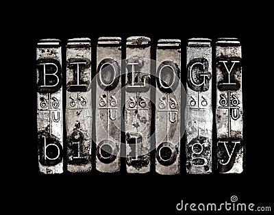 Biology word