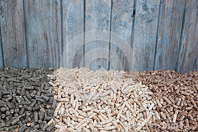 Biomasa de Pelllets-