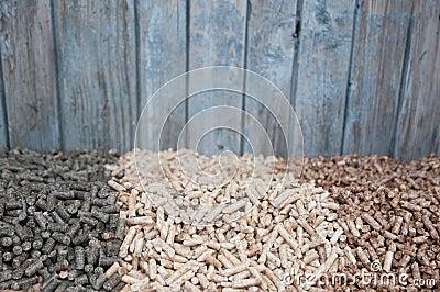 Biomasse de Pelllets-