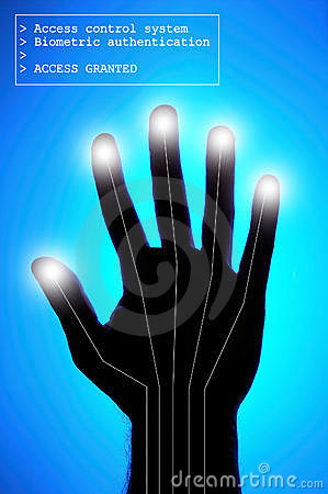 Biometrics - hand identification