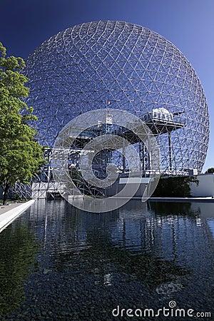 Biosphere - Montreal - Canada