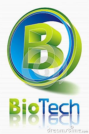 BioTech LogoDesign
