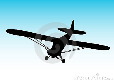 Biplane aircraft