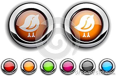 Bird button.