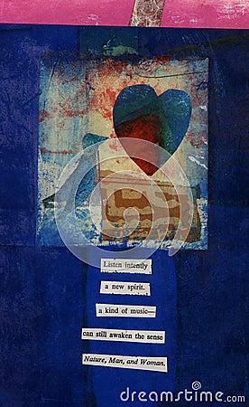 Bird, Heart, and Dada Love Poem