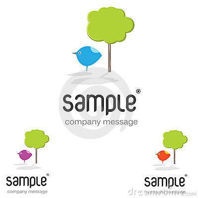 Free Bird Logo Stock Images - 23641434