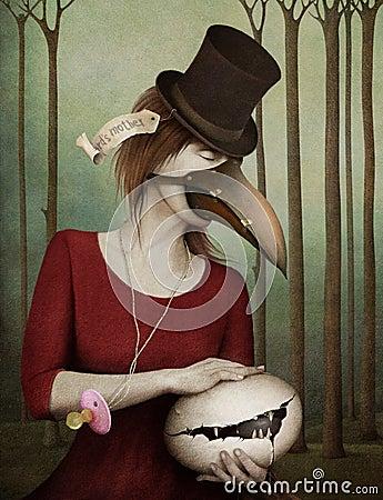 Bird s mother