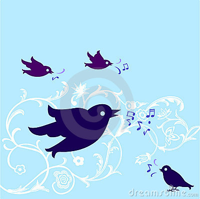 Bird to tweet