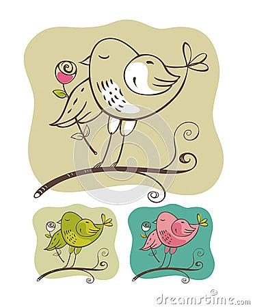 Bird(vector)