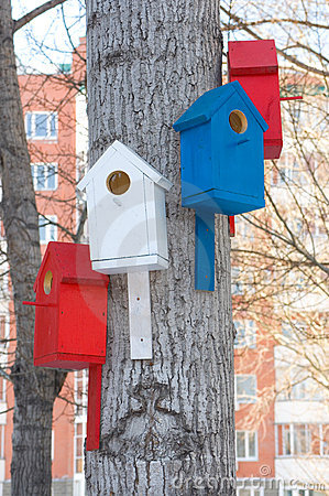 Free Birdhouses Stock Photos - 8807363
