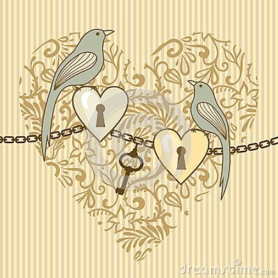 Birds-and-heart