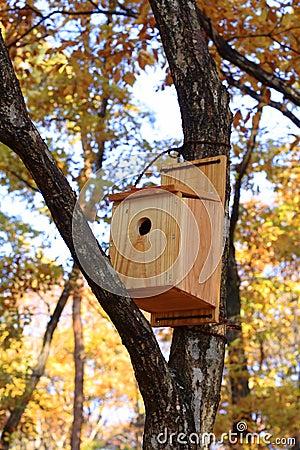 Free Birds House Stock Photography - 1769652