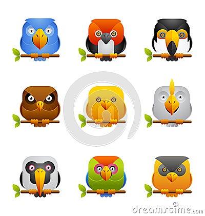 Birds Icon 2