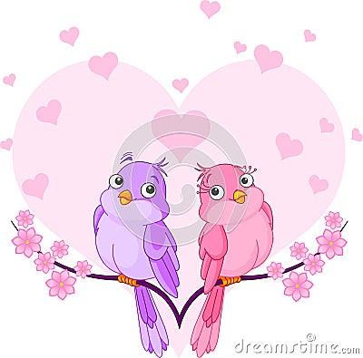 Free Birds In Love Stock Photo - 17876410