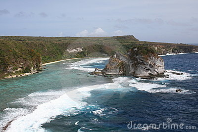 Birds-island in Saipan