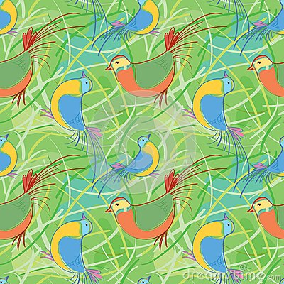 Birdy pattern